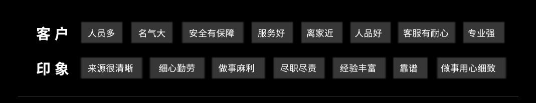雇主对深圳保镖公司的私人保镖工作印象